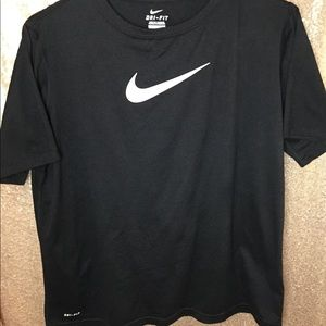 Boys Nike Legend S/S Top
